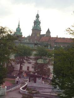 Aterrizando: Cracovia, la ciudad de Juan Pablo II y el Dragón