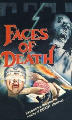 Faces Of Death movie cover