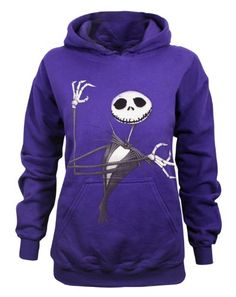 Nightmare Before Christmas Jack Skellington Women's Hoodie (L) Worn http://www.amazon.com/dp/B00HALEMCO/ref=cm_sw_r_pi_dp_0Andub1AR3ZTW