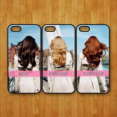 Alanna and Irene this is what we need for are phones Best Friend Cases, Bff Cases, Ipod 4 Cases, Friends Phone Case, Cute Phone Cases, Iphone Phone Cases, Ipod 5, Accessoires Iphone, Bff Pictures