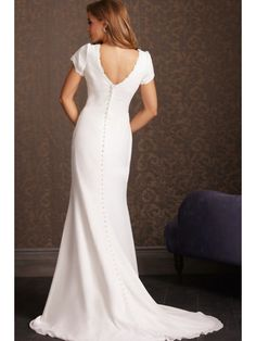 Find the Wedding Gown for your Body Type