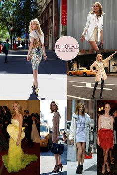 Lauren Santo Domingo, she always gets it right.  She dresses properly for every occasion.