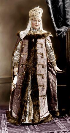 Princess Galitzine-1903 by AlixofHesse on DeviantArt