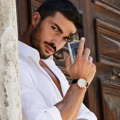 Mariano Di Vaio Stars in K by Dolce & Gabbana Fragrance Campaign Burberry Men, Gucci Men, Hermes Men, Versace Men, Dolce And Gabbana Fragrance, Domenico Dolce & Stefano Gabbana, Tom Ford Men, New Fragrances, Calvin Klein Men
