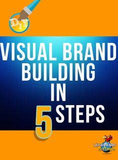 Learn how to create a visual brand in just 5 steps. Great design is essential to a consistent & meaningful brand identity.