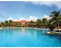 Barcelo Maya Beach Resort At Riviera Mexico Huge Pool Vacation Resorts All