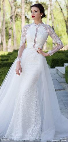 Cristallini 2018 Wedding Dress