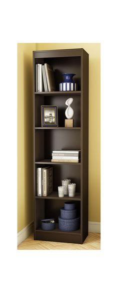 target room essentials 5 shelf bookcase 1
