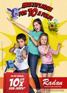 Radan - Dia das Crianças 2012 - anúncio