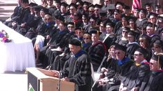Nipun Mehta at Commencement Speech-image via the video-see below