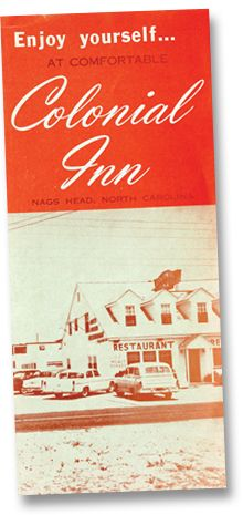 Colonial Inn - 67 YEARS OF SOLID COMFORT AND PLEASURE