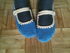Ganchibearte: Slippers