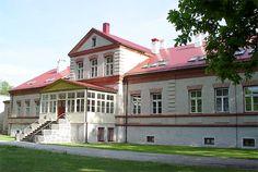 Addafer in Kirchspiel Oberpahlen, Kreis Fellin (Adavere mõis). Owners: von Fick, von Vietinghoff, von Stackelberg, von Wahl