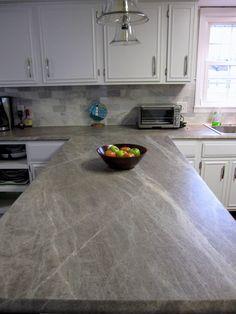 Formica Laminate Countertops Faux Granite