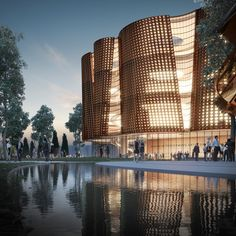 After 20 years in the heart of Anaheim, California, the City National Grove of Anaheim venue will soon become the Anaheim Performing Arts Center. Today, SPF:a from Culver City unveiled their scheme for the new $500 million project. For starters, the 500,000-square-foot campus will feature three...