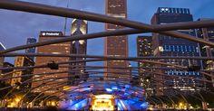Festivais de verão em Chicago #viagem #ny #nyc #ny #novayork