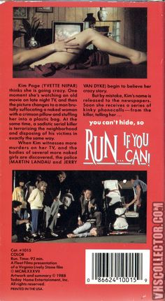 Run... If You Can! (1987), NTSC VHS PAL, TODAY HOME ENTERTAINMENT, French new wave, reislust, travel, BRUSSEL, PARIJS, EUROPE E.U., Anna MOUGLALIS, Dylana SUAREZ, #NatalieoffDuty, Natalie off Duty, Fall/Winter 2016, muze, hulde, inspiratie, alternative fashion grunge, fashion model poses, bohemien meisjes, feminist art, bohemian girls, hippie boho, fashion blogs, indie scene, #Gamergate #ImwithHer #MeToo, Obama, Oprah 2020, Article 49, dump Trump Brexit latest, fake news, meme magic Pepe…