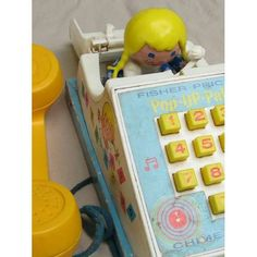 Fisher Price Pop-Up-Pal Phone! Mind Up, Vintage Fisher Price, We Remember, My Childhood Memories, My Memory, The Good Old Days, My Children, Vintage Toys, Growing Up