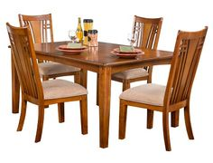 Mission Valley Collection - Dining Set