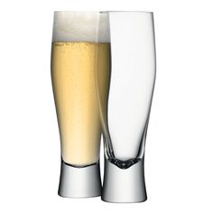 Our favourite item on our site for a Father's Day gift by FAR! The gorgeous LSA Bar Lager Glasses comes in a set of 4 and are perfect for any Dad who enjoys a crisp and cool pint. Adjustable Stool, Everyday Food, Home Brewing, Hand Blown Glass, At Least, Glasses, Vintage, Taps, Crisp
