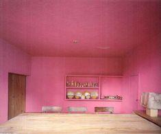 living room in galvez housein mexico cityby luis barragán