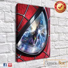 Hey, I found this really awesome Etsy listing at https://www.etsy.com/listing/199895609/marvel-amazing-spiderman-2-movie-box
