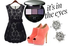 """""""It's in the eyes"""" by dasbad on Polyvore"""