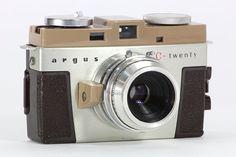 Retro 1956 Argus C20 C-Twenty 35mm Rangefinder by RetroPickers
