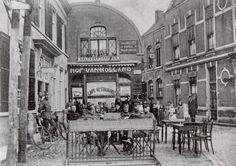 t'aogje.. Markt rond 1930