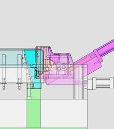 Mechanical Design, Mechanical Engineering, Cad Cam, Mould Design, Plastic Injection Molding, Plastic Molds, Moldings, Molde, Germany