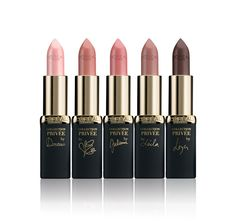 Color Riche Collection Privée rossetti nude L'Oréal Paris