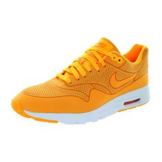 Hit the road running with these orange sneakers from Nike . These lightweight soles feature a slightly padded footbed and almond-shape toe for total comfort. Color: Orange Fit true to size: Yes Footbe