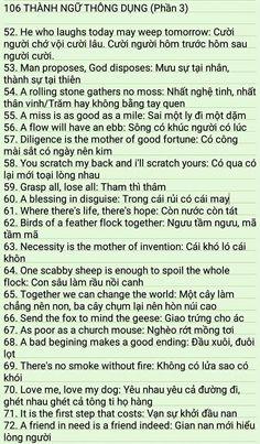 Better English, English Fun, English Tips, English Writing, English Study, English Lessons, Vietnamese Words, Learn Vietnamese, Vietnamese Language