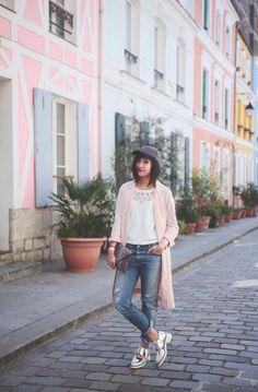 Cheveux & Rue Crémieux | Le monde de Tokyobanhbao: Blog Mode gourmand