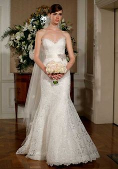 Legends Romona Keveza L367 Mermaid Wedding Dress
