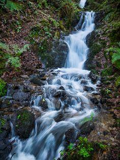 #Finistere #Bretagne #cascade de Trogour à #Plogonnec (11 photos) © Paul Kerrien http://toilapol.net