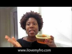 Shea Butter vs. ILoveMyFro Shea Butter Whip- taking care of dyed natural hair