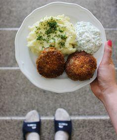 burczymiwbrzuchu: Obiady czwartkowe #1: Chrupiące kotlety mielone, p...