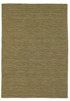 Alfombra Kilim loom -  Verde oliva  140 x 200          97€ 160x 230     129 € Kilim Lana 5mm....doble cara