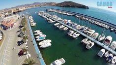 Video de las #Playas de Bahia y La Isla en Puerto de #Mazarrón - #Murcia