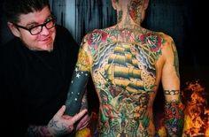 Wildstyle und Tattoo in Stuttgart