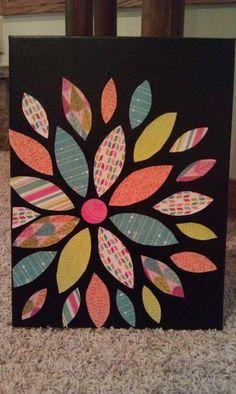 DIY Canvas & Paper Art | Best Canvas paper, Diy canvas and Canvases ideas