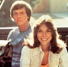 The Carpenters: My mom bought me their first album when I was tiny. She said she thought they seemed like wholesome kids from Connecticut (my birth state). To this day, Richard remains one of my favorite pianists (amazingly rhythmic and wonderfully jazz influenced) and Karen's voice may one of the most gorgeous of all time (definitely the most beautiful resonant alto I've ever heard). Add Paul Williams' fantastic songs into the mix and their songs are almost unbelievable.