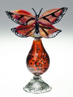 Monarch Bottle by Loy Allen