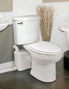 1000 images about wednesday product feature on pinterest for Bathroom in basement without breaking concrete