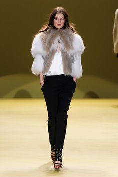 J. Mendel at New York Fashion Week Fall 2014 - Runway Photos