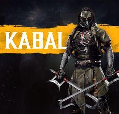 Kabal Konfirmed for Mortal Kombat 11 - Niche Gamer Liu Kang, Xbox, Playstation, Ps4, Arte Kombat Mortal, Kung Lao, Sonya Blade, Marvel, Sketches