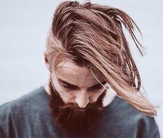A undercut with a long hair - Best Undercut Hairstyle For Men