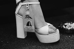 Far Out Shoes of the '70s: Platform Shoes of the 1970s