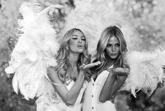 Candice Swanepoel and Erin Heatherton Victoria's Secret Angels widescreen wallpaper Perfect People, Pretty People, Beautiful People, Beautiful Women, Victorias Secret Models, Victoria Secret Fashion Show, Victoria's Secret, Victory Secret, Sophia Loren